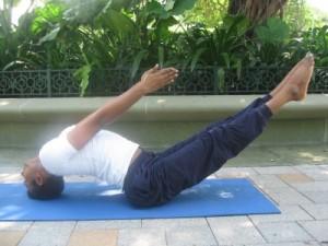 Bài tập Yoga chống xuất tinh sớm 1