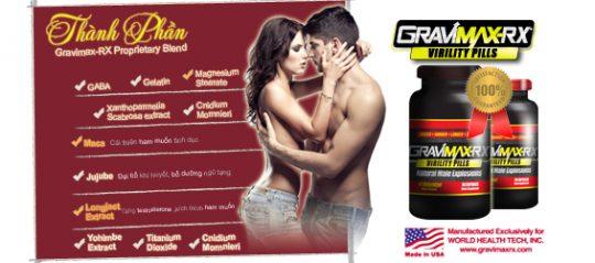 chức năng cách sử dụng thuốc gravimax-rx