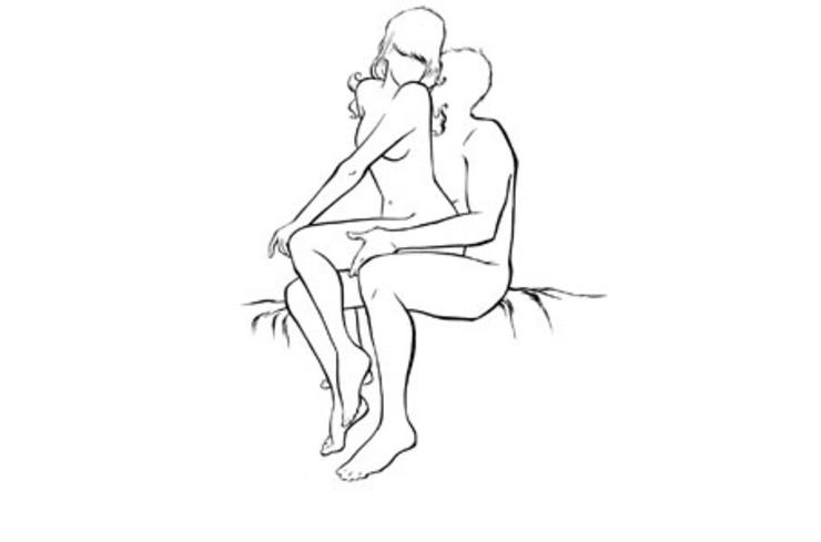 Tư thế quan hệ chiếc ghế - video cách quan hệ lâu