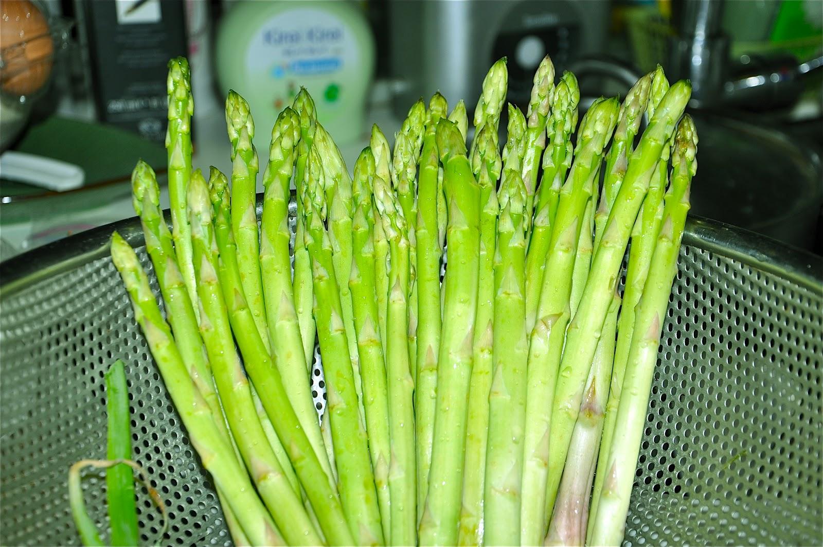 Măng tây là cách trị xuất tinh sớm bằng thảo dược