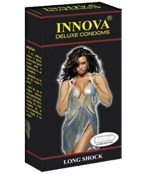 Bao cao su giúp kéo dài thời gian quan hệ Innova