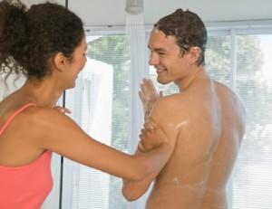 tắm chữa xuất tinh sớm
