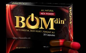 thuốc trị xuất tinh sớm Bomdin có tốt không