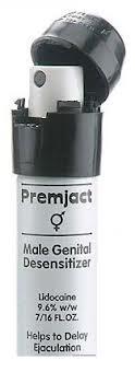 Thuốc trị xuất tinh sớm Premjact male spray1