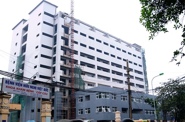 chữa xuất tinh sớm ở bệnh viện Việt Đức