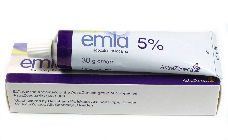 thuốc chống xuất tinh sớm emla cream1