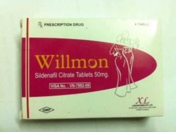 Giá thuốc Willmon 50mg
