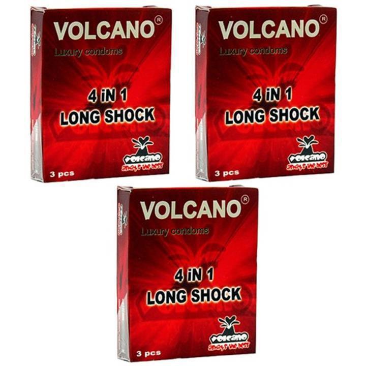 bao cao su Volcano 4 in 1
