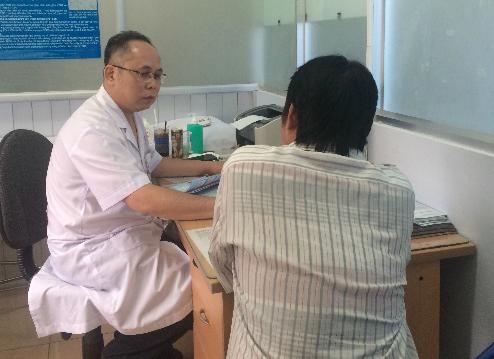 Phòng khám nam khoa ngoài giờ TPHCM 1