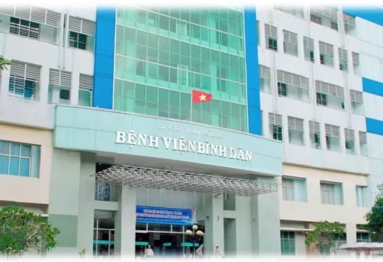 Bệnh viện Bình Dân TPHCM