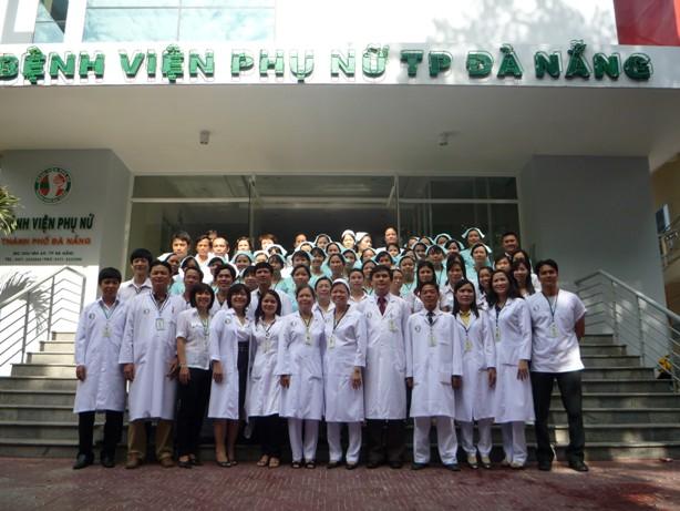 Bệnh viện Phụ Nữ Đà Nẵng