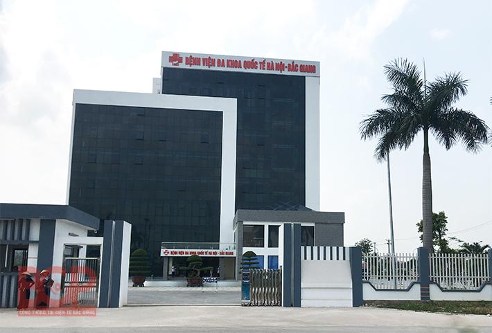 Bệnh viện Đa Khoa Quốc Tế Hà Nội- Bắc Giang