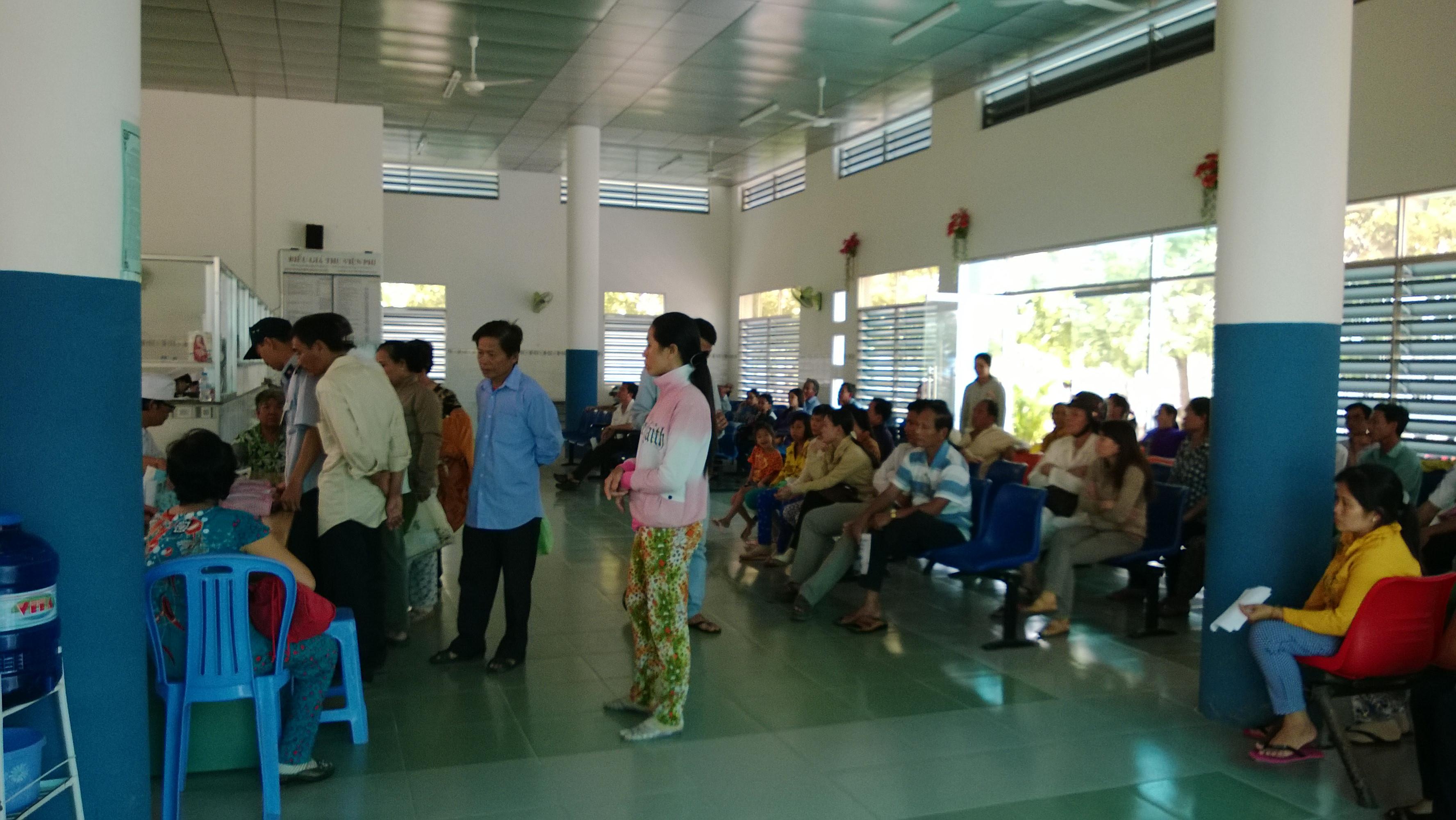 Phòng khám nam khoa ở Cà Mau