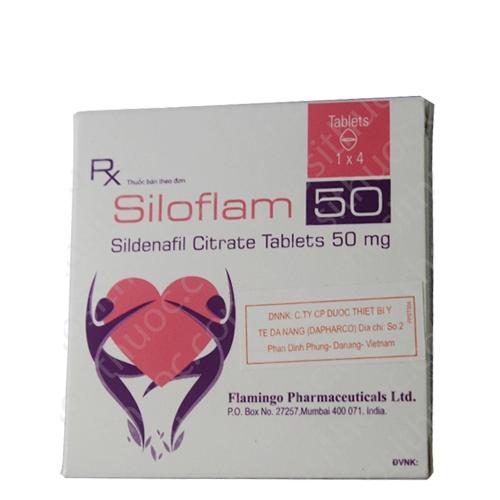 các loại thuốc cường dương 4 - Siloflam