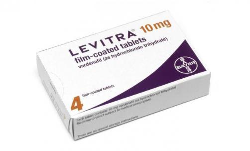 các loại thuốc cường dương 5 - Levitra