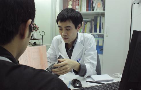 khám nam khoa ở bệnh viện Việt Đức 1