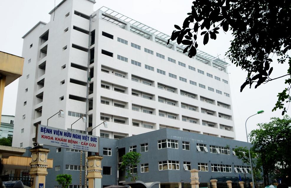 khám nam khoa ở bệnh viện Việt Đức
