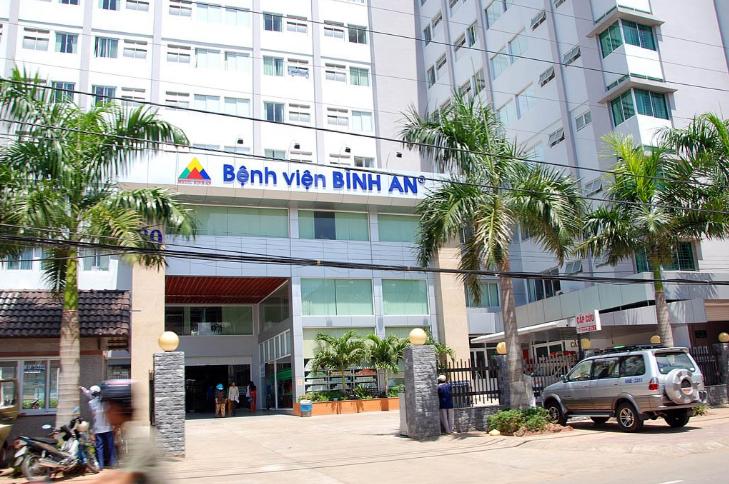 phòng khám nam khoa ở Kiên Giang - Bệnh viện Bình An