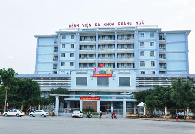 phòng khám nam khoa tại Quảng Ngãi - Bệnh viện Đa Khoa Thành Phố Quảng Ngãi