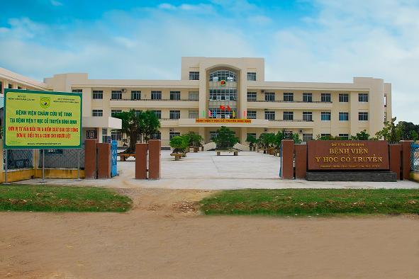 Bệnh Viện Y Học Cổ Truyền Tỉnh Bình Định