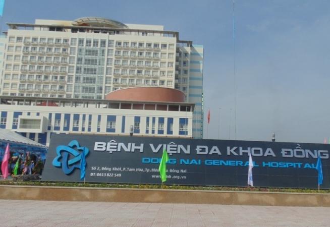 phòng khám nam khoa tại Đồng Nai- bệnh viện Đa Khoa Đồng Nai