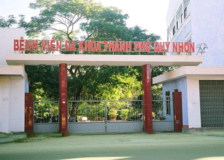 Bệnh viện Đa Khoa Thành Phố Quy Nhơn - phòng khám nam khoa ở Quy Nhơn
