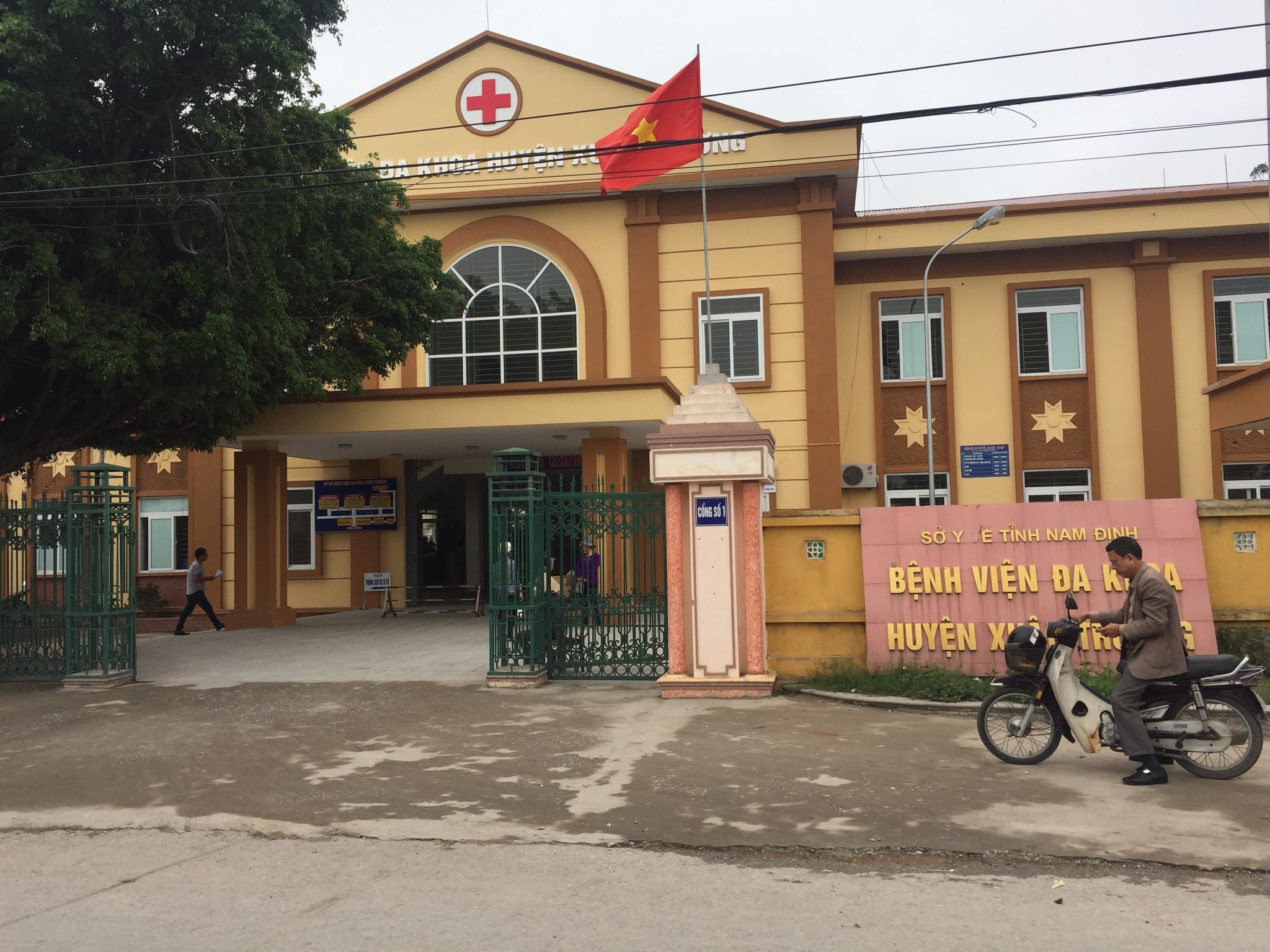 Bệnh viện Đa Khoa Huyện Xuân Trường- phòng khám đa khoa cao cấp Sông Hồng Nam Định