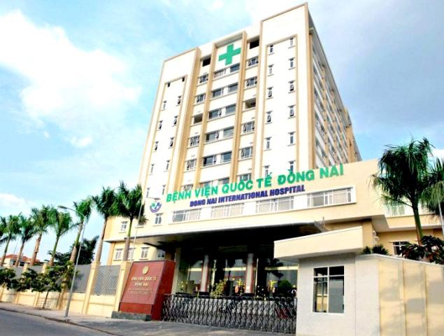 Bệnh viện Quốc Tế Đồng Nai- phòng khám nam khoa ở Đồng Nai uy tín
