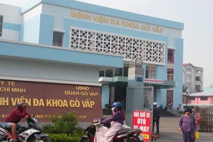 Bệnh viện Gò Vấp-một trong những phòng khám nam khoa Gò Vấp uy tín