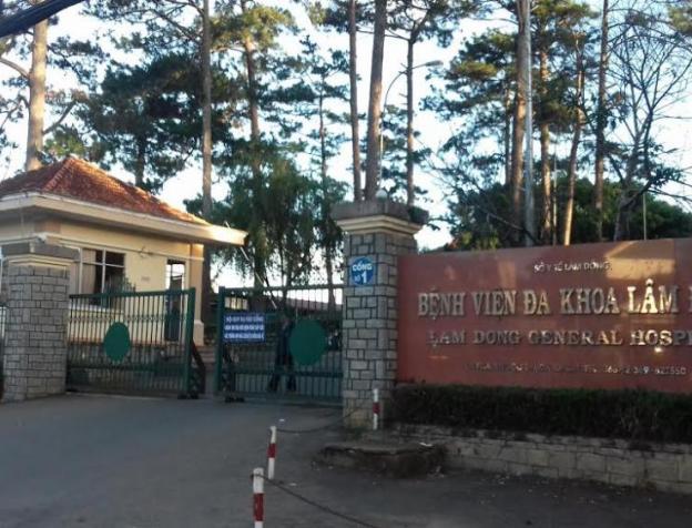 Bệnh viện Đa khoa tỉnnh Lâm Đồng