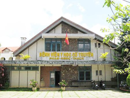 Bệnh viện Y học cổ truyền Phạm Ngọc Thạch