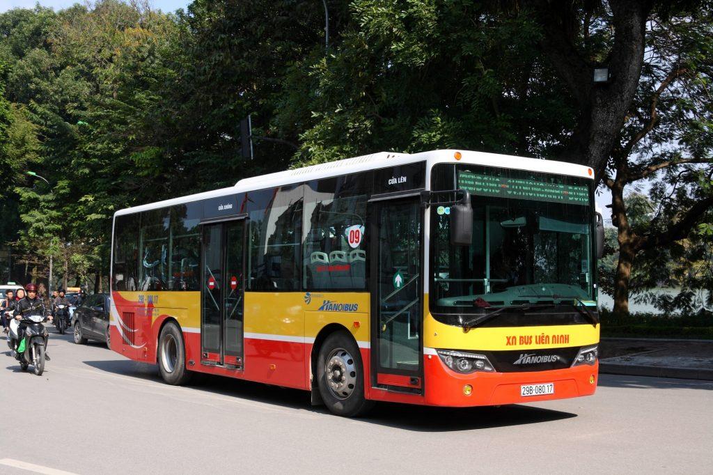 đến bệnh viện bạch mai đi xe bus bao nhiêu