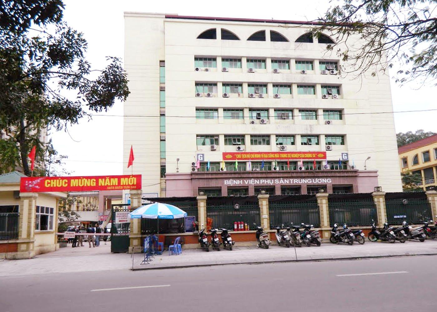 khám nam khoa ở bệnh viện phụ sản trung ương Hà Nội