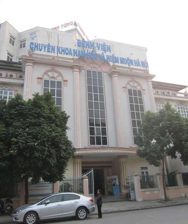 Bệnh viện Nam họcvà Hiếm muộn Hà Nội
