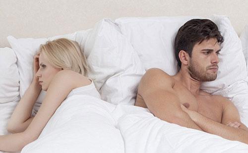 Chồng em bị xuất tinh sớm phải làm sao?