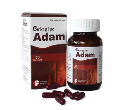 Cường Lực Adam