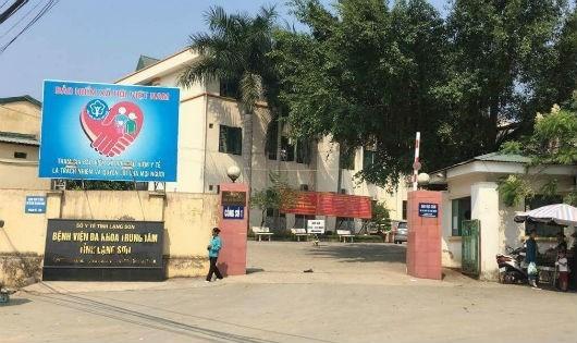 phòng khám nam khoa ở Lạng Sơn - Bệnh viện Đa khoa Trung tâm tỉnh Lạng Sơn