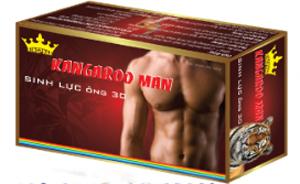 Kangaroo Man đỏ - thuốc bổ thận kangaroo