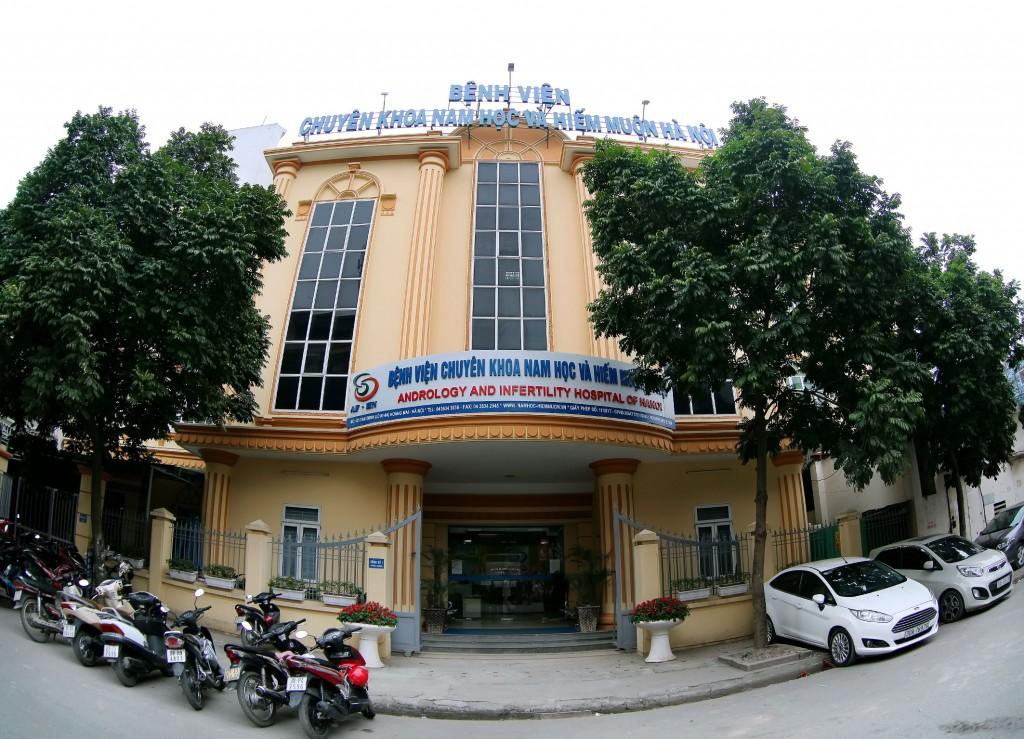 Bệnh việnNam học và Hiếm muộn Hà Nội