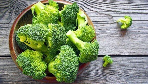 bông cải xanh tốt cho nam giới