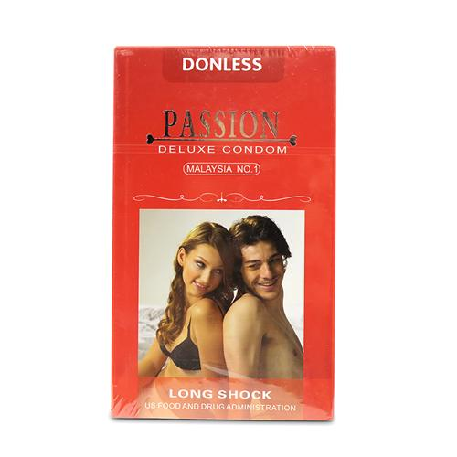 Bao cao su Passion Deluxe Condom