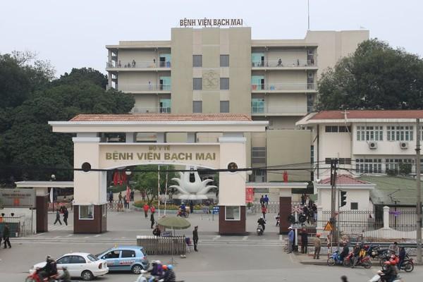 Bệnh viện Bạch Mai làm việc từ mấy giờ, mấy giờ mở cửa?