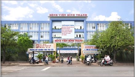 phòng khám nam khoa ở Quận Bình Thạnh