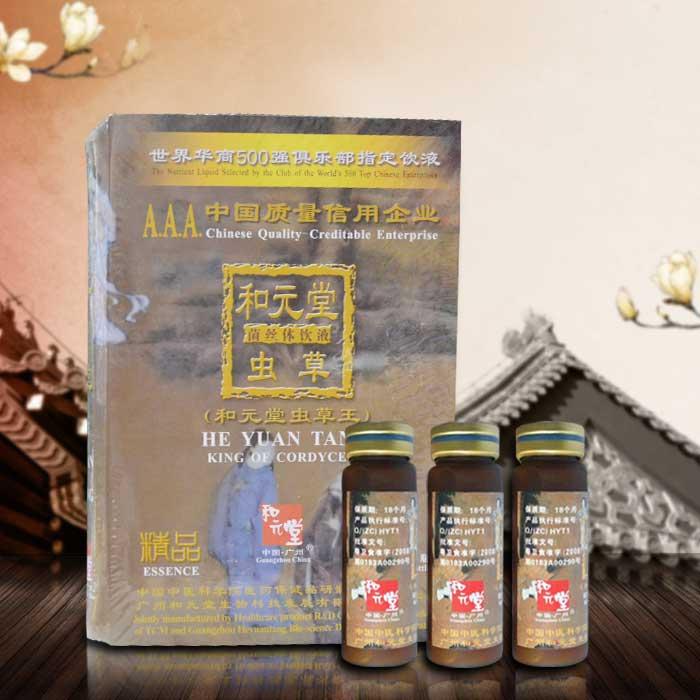 Đông trùng hạ thảo dạng nước của Trung Quốc 2 Ông Già giá bao nhiêu?