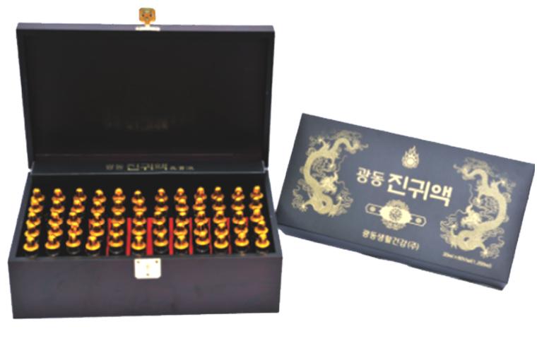 Nước đông trùng hạ thảo KwangDong