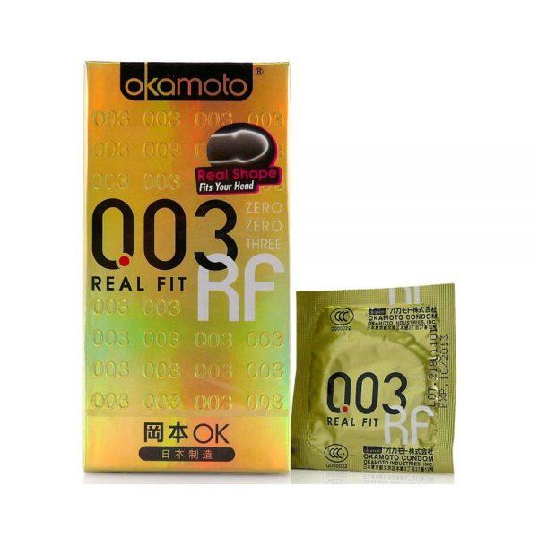 Okamoto 0.03 Real Fit