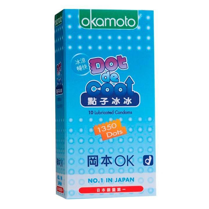 Okamoto Dot De Cool