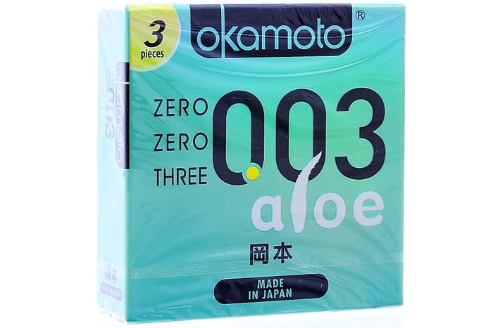 Okamoto 0.03 Aloe