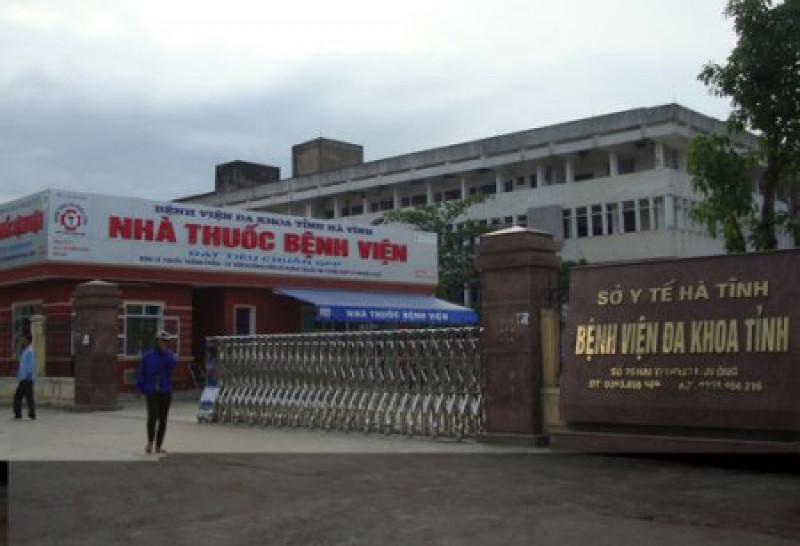 Bệnh viện Đa khoa Hà Tĩnh