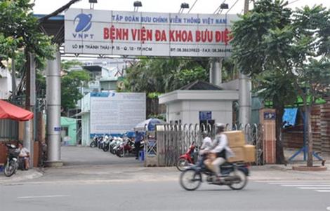 Bệnh viện Đa khoa Bưu điện - phòng khám nam khoa ở quận 10